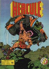 Cover Thumbnail for Hercule (Arédit-Artima, 1976 series) #3
