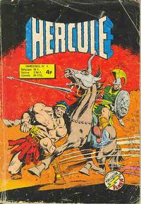 Cover Thumbnail for Hercule (Arédit-Artima, 1976 series) #4