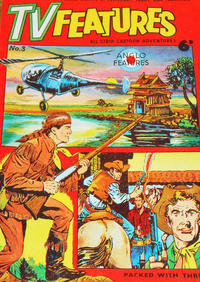 Cover Thumbnail for TV Features (Mick Anglo Ltd., 1961 series) #3