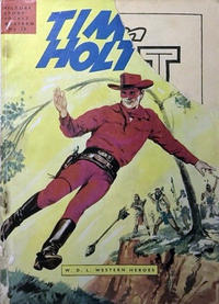 Cover Thumbnail for Picture Story Pocket Western (World Distributors, 1958 series) #24