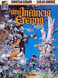 Cover Thumbnail for Pandora (NORMA Editorial, 1989 series) #13 - Una Infancia Eterna
