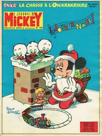 Cover Thumbnail for Le Journal de Mickey (Disney Hachette Presse, 1952 series) #709