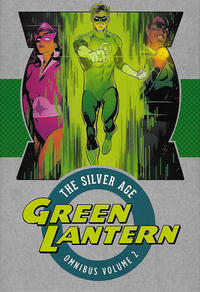 Cover Thumbnail for Green Lantern: The Silver Age Omnibus (DC, 2017 series) #2