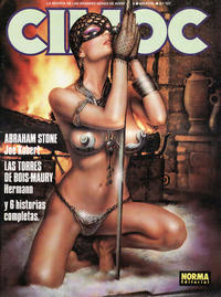 Cover Thumbnail for Cimoc (NORMA Editorial, 1981 series) #127