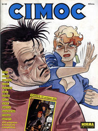 Cover Thumbnail for Cimoc (NORMA Editorial, 1981 series) #129