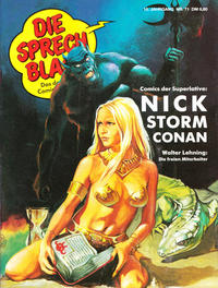 Cover Thumbnail for Die Sprechblase (Norbert Hethke Verlag, 1978 series) #71