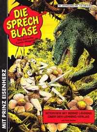 Cover Thumbnail for Die Sprechblase (Norbert Hethke Verlag, 1978 series) #135