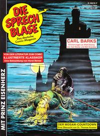 Cover Thumbnail for Die Sprechblase (Norbert Hethke Verlag, 1978 series) #140