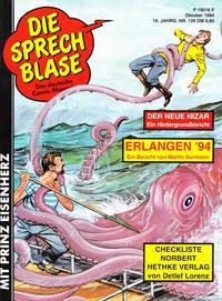 Cover Thumbnail for Die Sprechblase (Norbert Hethke Verlag, 1978 series) #139