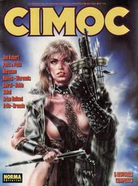 Cover Thumbnail for Cimoc (NORMA Editorial, 1981 series) #125