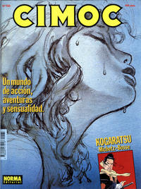 Cover Thumbnail for Cimoc (NORMA Editorial, 1981 series) #133