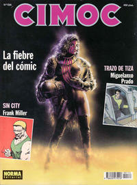 Cover Thumbnail for Cimoc (NORMA Editorial, 1981 series) #134