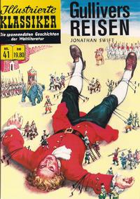 Cover Thumbnail for Illustrierte Klassiker [Classics Illustrated] (Norbert Hethke Verlag, 1991 series) #41 - Gullivers Reisen