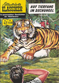 Cover Thumbnail for Illustrierte Klassiker [Classics Illustrated] (Norbert Hethke Verlag, 1991 series) #42 - Auf Tierfang im Dschungel