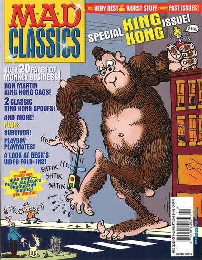 Cover for Mad Classics (EC, 2005 series) #4
