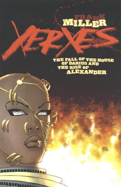 Cover for Xerxes: The Fall of the House of Darius and the Rise of Alexander (Dark Horse, 2018 series) #1