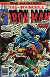 Cover for Iron Man (Marvel, 1968 series) #91 [British Price]