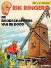 Cover for Rik Ringers (Le Lombard, 1963 series) #43 - De boodschappers van de dood