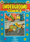 Cover Thumbnail for The Apex Treasury of Underground Comics (1974 series)  [Second Printing]