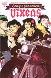 Cover for Betty & Veronica: Vixens (Archie, 2017 series) #4 [Cover C Jenn St-Onge]