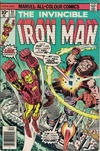 Cover for Iron Man (Marvel, 1968 series) #93 [British Price]