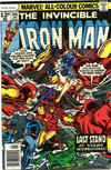 Cover for Iron Man (Marvel, 1968 series) #106 [British Price]