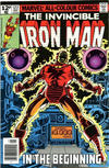 Cover for Iron Man (Marvel, 1968 series) #122 [British Price]