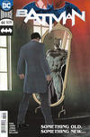 Cover Thumbnail for Batman (2016 series) #44 [Mikel Janín Bat Cover]
