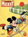 Cover for Le Journal de Mickey (Disney Hachette Presse, 1952 series) #14