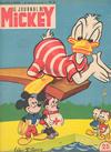 Cover for Le Journal de Mickey (Hachette, 1952 series) #15
