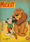 Cover for Le Journal de Mickey (Hachette, 1952 series) #18