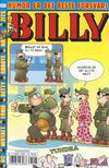 Cover for Billy (Hjemmet / Egmont, 1998 series) #8/2018