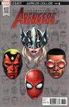 Cover Thumbnail for Avengers (2017 series) #672 [Mike McKone Legacy Headshot Cover]
