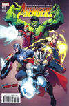 Cover Thumbnail for Avengers (2017 series) #672 [2017 NYCC Exclusive - Mahmud Asrar]