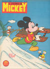 Cover for Le Journal de Mickey (Hachette, 1952 series) #25