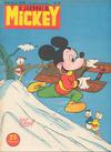 Cover for Le Journal de Mickey (Hachette, 1952 series) #25