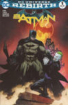 Cover for Batman (DC, 2016 series) #1 [Comic Madness Ed Benes Color Cover]