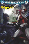 Cover Thumbnail for Batman (2016 series) #1 [Legacy Edition Artgerm Color Cover]