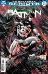 Cover for Batman (DC, 2016 series) #27 [Tony Daniel Cover]