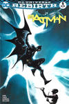 Cover Thumbnail for Batman (2016 series) #1 [Dynamic Forces Exclusive Jae Lee Color Variant]