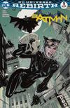 Cover Thumbnail for Batman (2016 series) #1 [Midtown Comics Terry and Rachel Dodson Color Cover]
