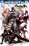 Cover for Batman (DC, 2016 series) #1 [Hastings Exclusive Tyler Kirkham Color Variant]