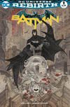 Cover Thumbnail for Batman (2016 series) #1 [A Shop Called Quest Exclusive Rafael Grampá Color Variant]