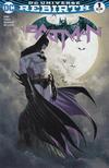 Cover for Batman (DC, 2016 series) #1 [Aspen Comics Exclusive Michael Turner Color Variant]