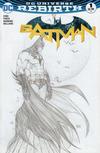 Cover for Batman (DC, 2016 series) #1 [Aspen Comics Michael Turner Sketch Cover]