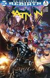 Cover for Batman (DC, 2016 series) #1 [Amazing Comic Con Philip Tan Color Cover]
