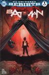 Cover for Batman (DC, 2016 series) #1 [Epic Comics Tony Daniel Color Cover]