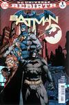 Cover Thumbnail for Batman (2016 series) #1 [Second Printing David Finch Variant]