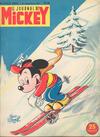 Cover for Le Journal de Mickey (Hachette, 1952 series) #33
