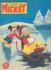 Cover for Le Journal de Mickey (Hachette, 1952 series) #35